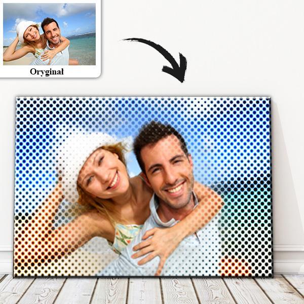 foto obraz z zdjęcia na płótnie