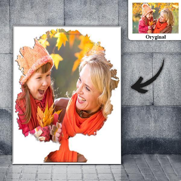 foto obraz na prezent z Twoim zdjęciem