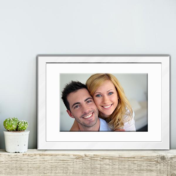 Zdjęcie w ramie