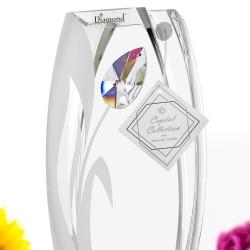 wazon szklany z grawerem dla młodej pary