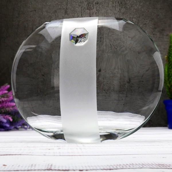 wazon z kryształem na prezent dla niej