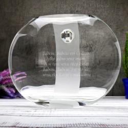 wazon z personalizacją na prezent dla niej