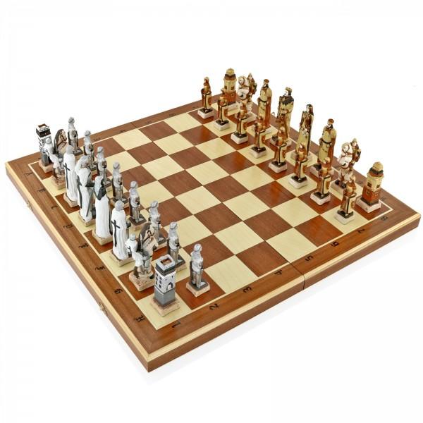 szachy Grunwald z grawerem dedykacji