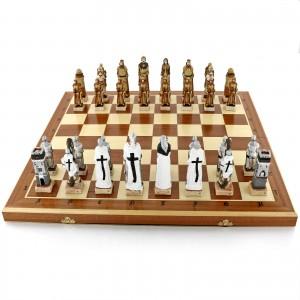 szachy do gry z grawerem dedykacji