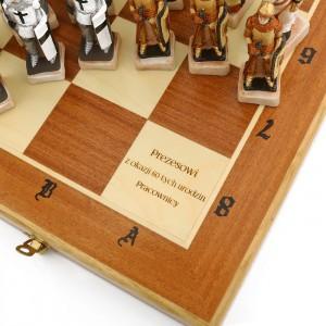 spersonalizowane szachy do gry