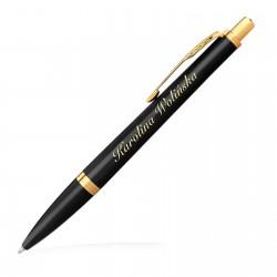 długopis z grawerem na prezent dla kobiety