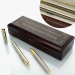 markowe długopisy z opcją grawerowania