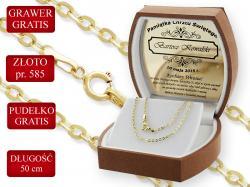 złota biżuteria allegro