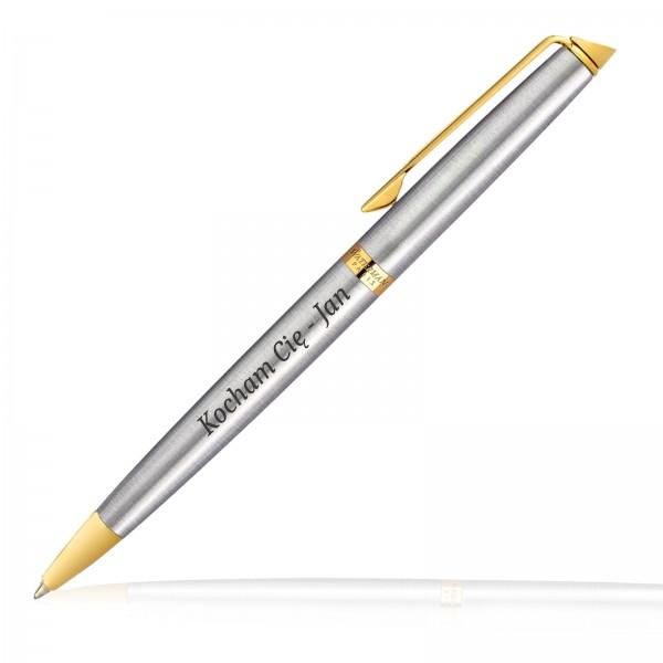elegancki długopis z grawerem na prezent