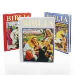 biblia w pudełku - prezent od chrzestnej