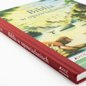 biblia w opowiadaniach na prezent dla dziecka