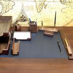 9-elementowy organizer na biurko