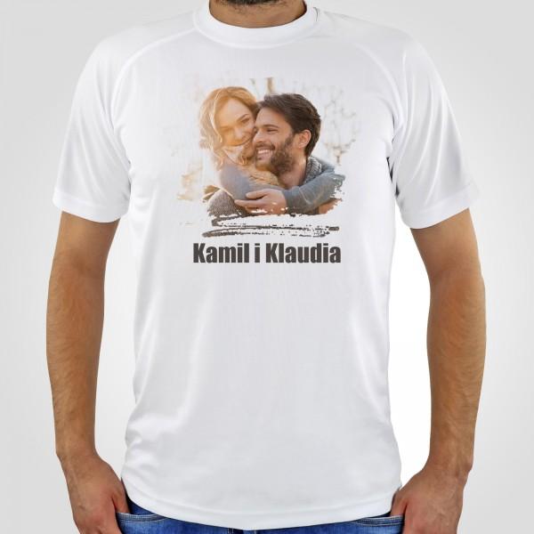 koszulka ze zdjęciem na prezent
