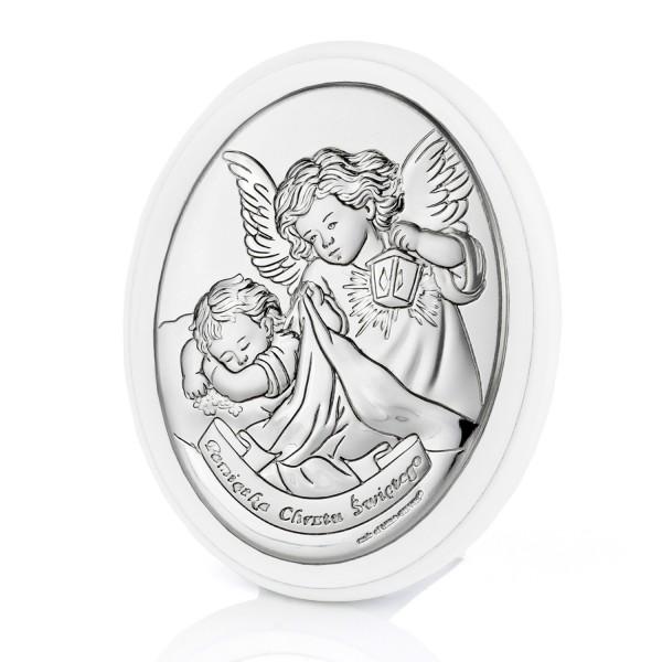 obrazek Anioł Stróż na Chrzest dziecka