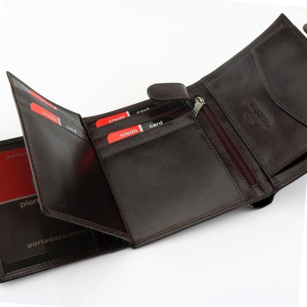 d63ca341cc2b2 Skórzany portfel męski Pierre Cardin na prezent dla mężczyzny + grawer