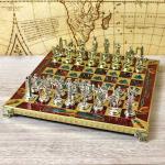 szachy z grawerowaną dedykacją