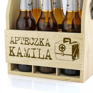 nosidło na piwo na prezent