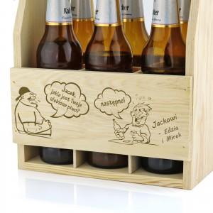 nosidło do piwa