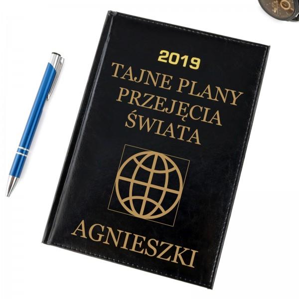 kalendarz 2019 na prezent na mikołajki
