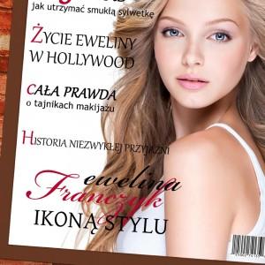 okładka magazynu na prezent dla żony