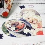 foto puzzle na prezent