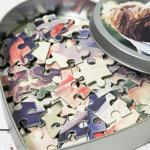 puzzle dla zakochanych