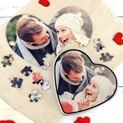 puzzle ze zdjęcia na prezent dla zakochanych