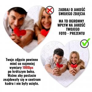 informacja o jakości wysyłanego zdjęcia