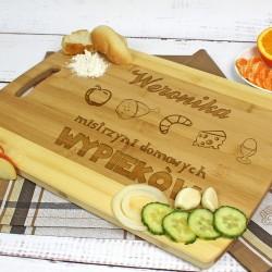 personalizowana deska kuchenna