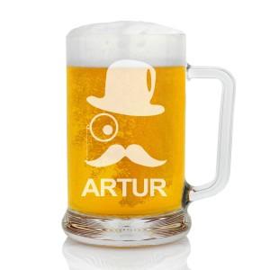 kufel na piwo dla kolegi