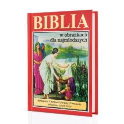 biblia na komunię z grawerem