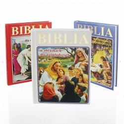 biblia ilustrowana dla dzieci