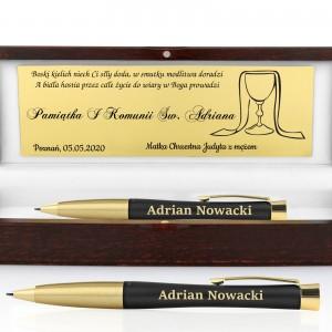 grawerowany długopis Parker na pamiątkę I Komunii