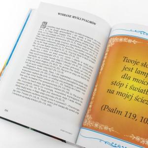 biblia dla dzieci na prezent na pierwszą komunię
