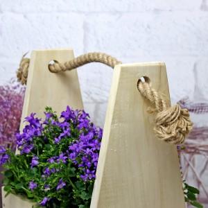 personalizowana skrzynka na kwiaty