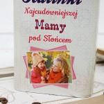 prezent dla mamy na urodziny
