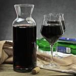 komplet do wina - karafka z kieliszkami