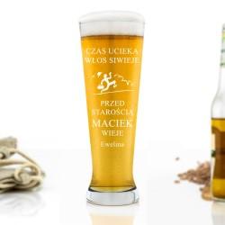 kufel na piwo na prezent