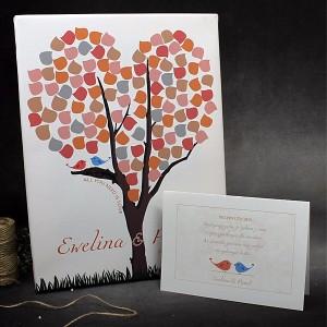 prezent na pamiątkę ślubu dla młodej pary