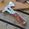 personalizowane narzędzie z młotkiem i siekierką