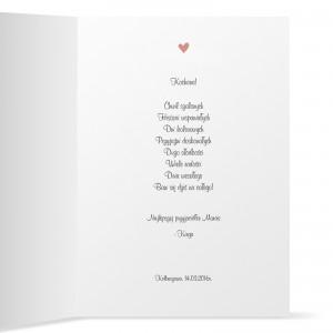życzenia wewnątrz kartki urodzinowej