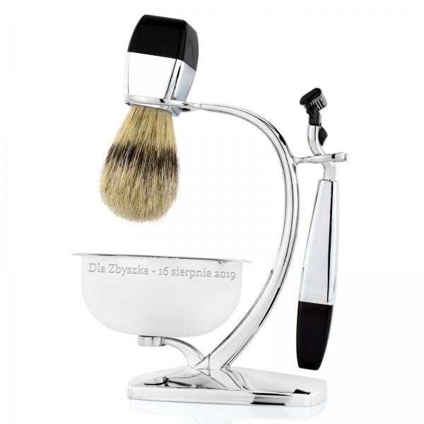 zestaw do golenia dla dziadka