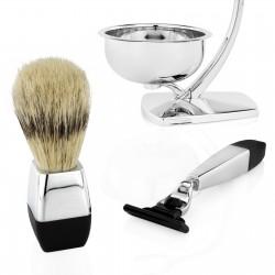 zestaw do golenia dla mężczyzn