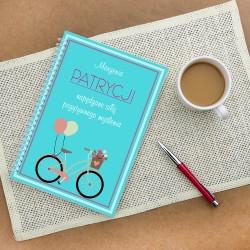 notatnik dla dziewczyny