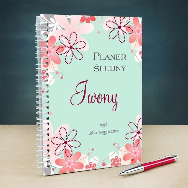 notatnik dla przyszłej panny młodej