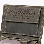 skórzany portfel na prezent dla niego