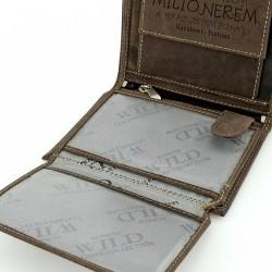 męski portfel z grawerem na prezent
