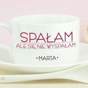 filiżanka do kawy z własnym nadrukiem