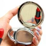 kosmetyczne lusterko z dowolną personalizacją