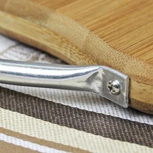personalizowana deska bambusowa
